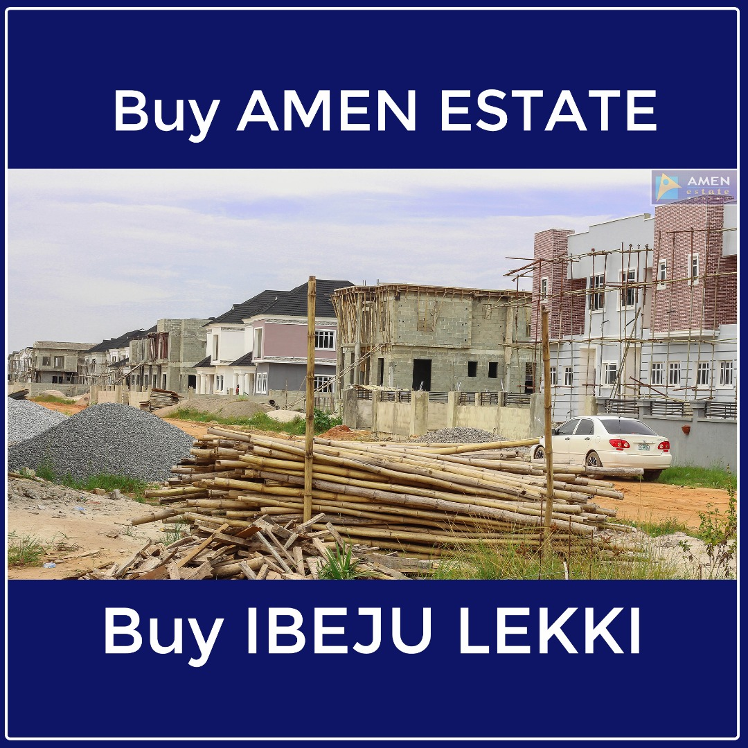 Amen Estate Phase 2, Eleko Beach Road, Off Lekki – Epe Expressway, Lagos